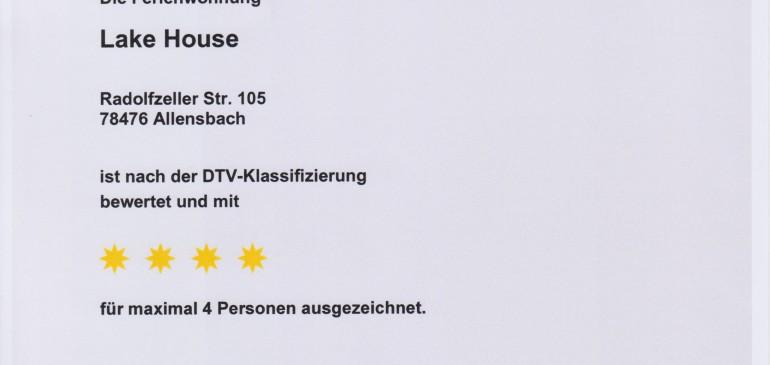 Klassifizierung vom DTV