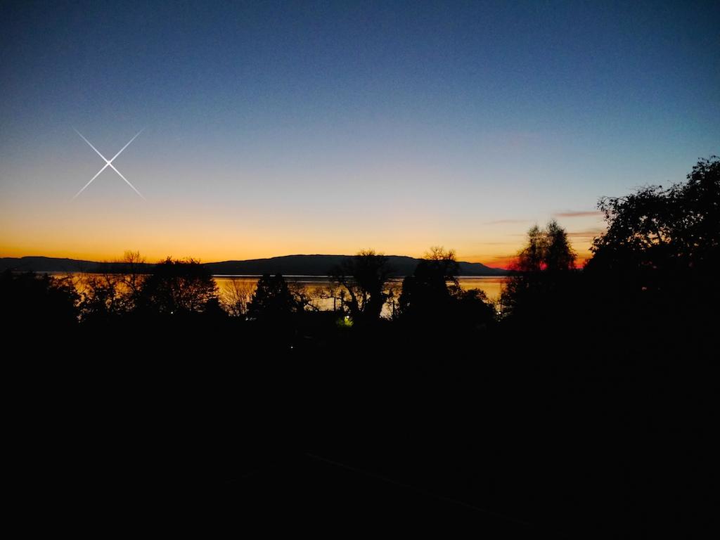 Herbststimmung vom Lake House Bodensee